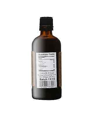 El Guapo Chicory Pecan Bitters 100mL bottle