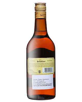 Barbancourt 5 Star Old Rum 8 Years Old 700mL bottle Dark Rum 2
