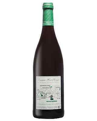Domaine Henri Gouges Nuits Saint Georges Les Chenes Carteaux 1er Cru 2004 bottle 2