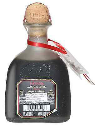 Patron XO Dark Cocoa 750mL bottle Tequila Liqueur Coffee Liqueurs Jalisco