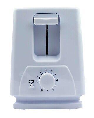 Tostadora Electrica Tostador De Pan 2 Rebanadas Material Extra Reforzado 700W 3