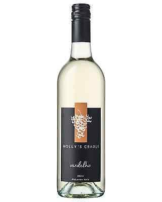 Molly's Cradle Estate Range Verdelho 2017 case of 12 Dry White Wine 750mL 2