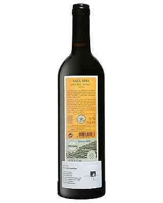 Quinta do Vallado Douro Tinto 2010 case of 6 Dry Red Wine 750mL DO Douro 2