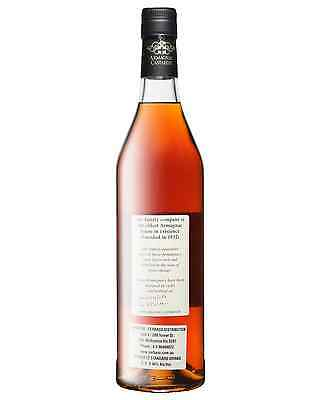 Castarede 1978 Armagnac 700mL bottle 2