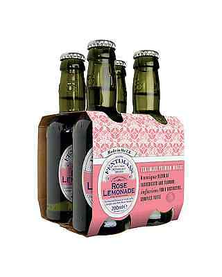 Fentiman's Rose Lemonade 200mL case of 24 Soft Drinks 2