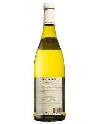 Bouchard Pere and Fils Montrachet Grand Cru 2009 bottle Chardonnay Dry White 2