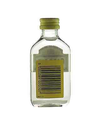 Gordon's London Dry Gin 50mL case of 12