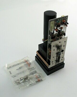Hamamatsu H957-05 PMT Photomultiplier Tube, Housing, Lincoln Laser Clock Preamp 2
