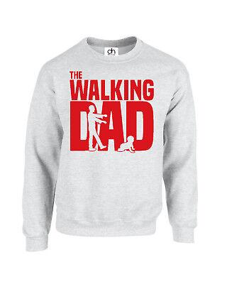 The Walking DadSweat-shirt Zombie Show Fête des Pères