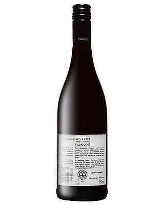 Woollaston Estates Pinot Noir case of 12 Dry Red Wine Nelson 2