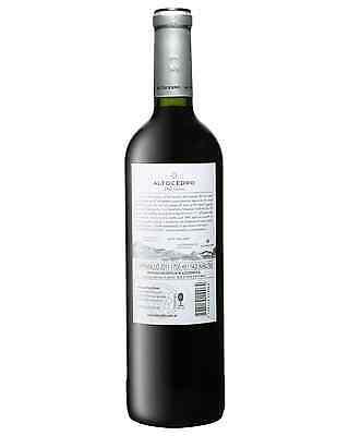 Altocedro A&#241o Cero Tempranillo 2011 case of 6 Dry Red Wine 750mL La Consulta 2