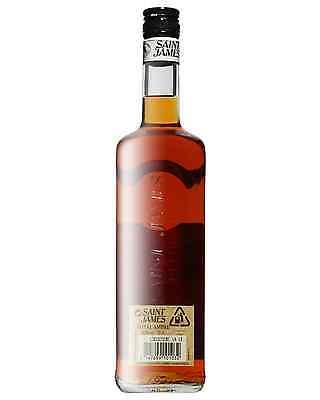 Saint James Royal Ambre Rhum Agricole 700mL bottle Dark Rum