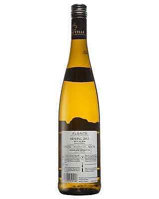 Cave De Ribeauvillé Riesling 2013 bottle Dry White Wine 750mL Alsace
