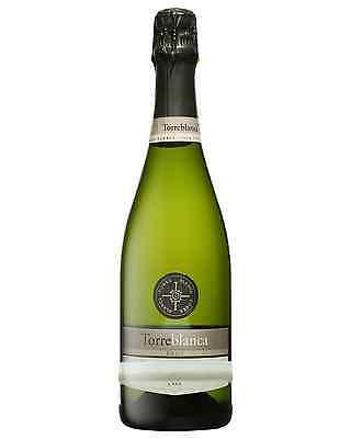 Torreblanca Brut Cava case of 6 Parellada Macabeo Xarel lo Sparkling White Wine 3