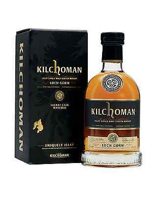 Kilchoman Loch Gorm Islay Single Malt Scotch Whisky 700mL bottle