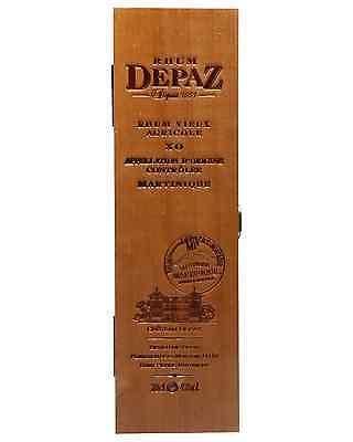 Depaz XO Grande Reserve Rhum Agricole 12 Years Old  Box 700mL case of 6 Dark Rum 3