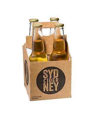 Sydney Brewery Sydney Cider case of 24 Apple Cider 330mL 3