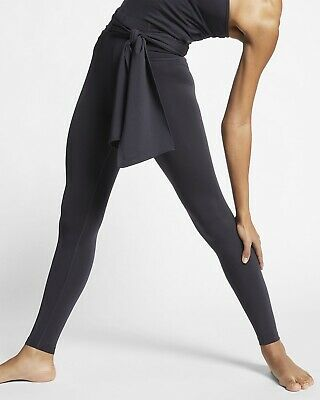 Women's Nike Leggings Sculpt Victory Running Yoga Gym Pilates Size Extra Small 4