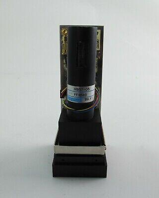 Hamamatsu H957-05 PMT Photomultiplier Tube, Housing, Lincoln Laser Clock Preamp 3