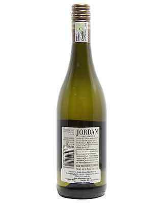 Jordan Estate Barrel Fermented Chenin Blanc 2013 bottle Dry White Wine 750mL 2