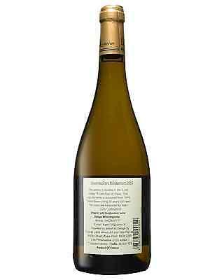 Domaine Vigneau-Chevreau Clos de Rougemont Vouvray 2014 bottle Chenin Blanc Wine 2