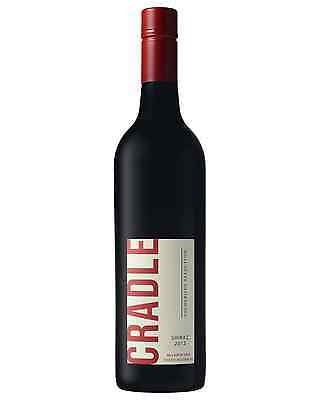 Cradle Shiraz 2014 case of 12 Dry Red Wine 750mL McLaren Vale 2