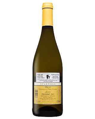 Valter Scarbolo Friulano 2012 case of 12 Dry White Wine 750mL Friuli 2