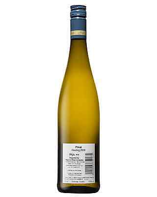 Nigl Riesling Privat 2008 bottle Dry White Wine 750mL Kremstal 2