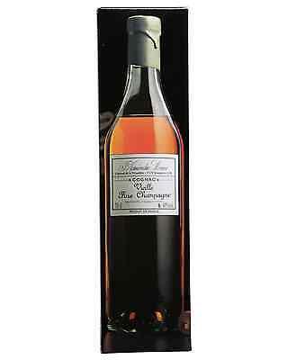 Normandin Mercier Vieille Fine Champagne Cognac 700mL bottle 3