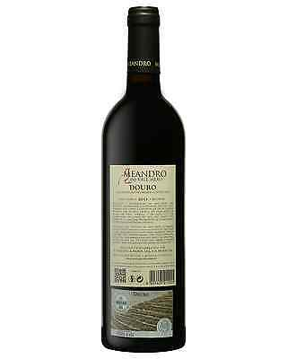 Quinta do Vale Meao Meandro Douro Tinto 2011 case of 6 Dry Red Wine 750mL 2