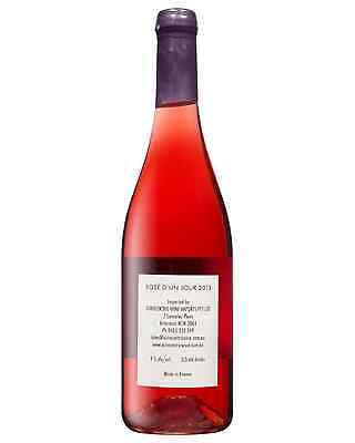 Mark Angeli Rose d'un Jour 2013 bottle Grolleau Sweet Rosé Wine 750mL 2