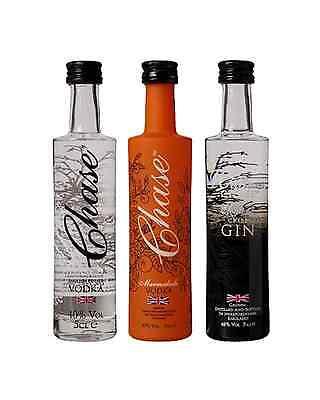 Chase Rhubarb Vodka 700mL bottle 2