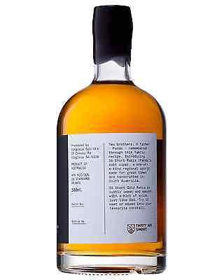 36 Short Gold Rakia 500ml bottle 2