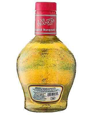 Las Trancas Tequila Reposado 100% Agave 750ml bottle 2