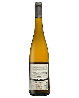 Domaine Josmeyer Pinot Gris Brand Grand Cru 2002 bottle Dry White Wine 750mL