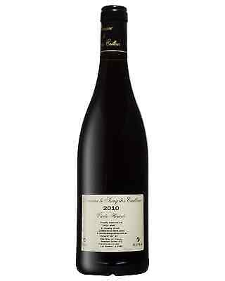 Domaine Le Sang des Cailloux Vacqueyras 2010 case of 12 Dry Red Wine 750mL 2