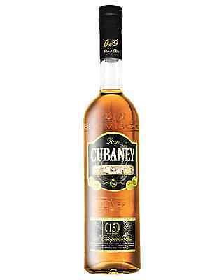 Cubaney Gran Reserve 15 Years Old 700mL bottle Rum Dark Rum 2