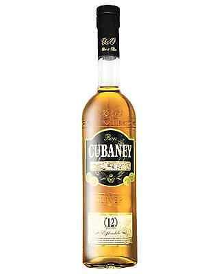 Cubaney Gran Reserve 12 Years Old 700mL case of 6 Rum Dark Rum 2