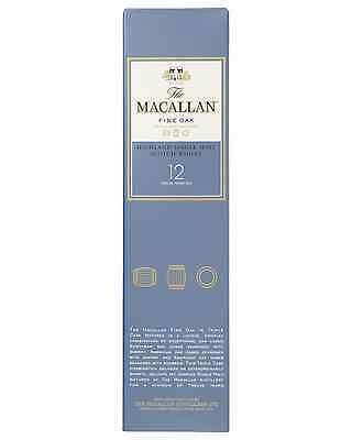 The Macallan 12 Year Old Scotch Whisky 700mL bottle Single Malt Highland