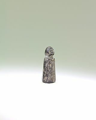 Fine Provenance and Rare Ancient Near Eastern Eye Idol - 4000 BC 8