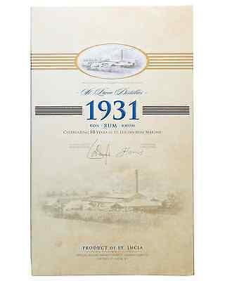1931 Rum Limited  Edition, First Release 700mL bottle Dark Rum 3