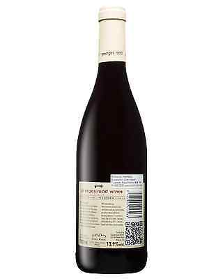 Georges Road Pinot Noir 2011 bottle Dry Red Wine 750mL Waipara 2