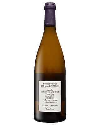 Mark Angeli Les VV des Blanderies 2011 bottle Chenin Blanc Dry White Wine 750mL 2