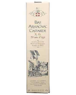Castarede XO Armagnac 20 Years Old 700mL bottle 3
