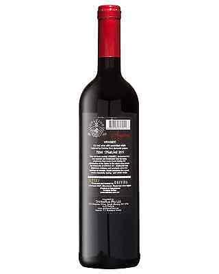 Dalvina Amfora Vranec 2013 case of 6 Dry Red Wine 750mL Strumishko - Radovishki