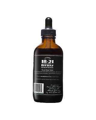 18.21 Hibiscus Bitters 120mL bottle Alcoholic Mixer