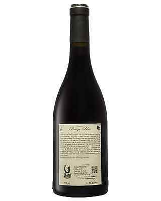 Domaine Rouge-Bleu Lunatique 2011 bottle French Rhône Valley Dry Red Wine 2