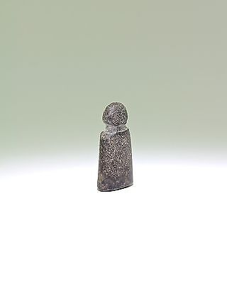 Fine Provenance and Rare Ancient Near Eastern Eye Idol - 4000 BC 4