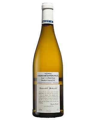 Domaine Ballot-Millot Meursault Genevrieres 1er Cru 2009 bottle Chardonnay Wine 2