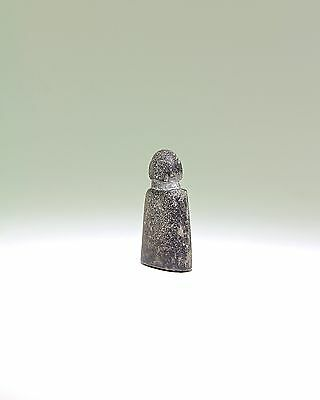 Fine Provenance and Rare Ancient Near Eastern Eye Idol - 4000 BC 6